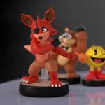 Foxy Amiibo!