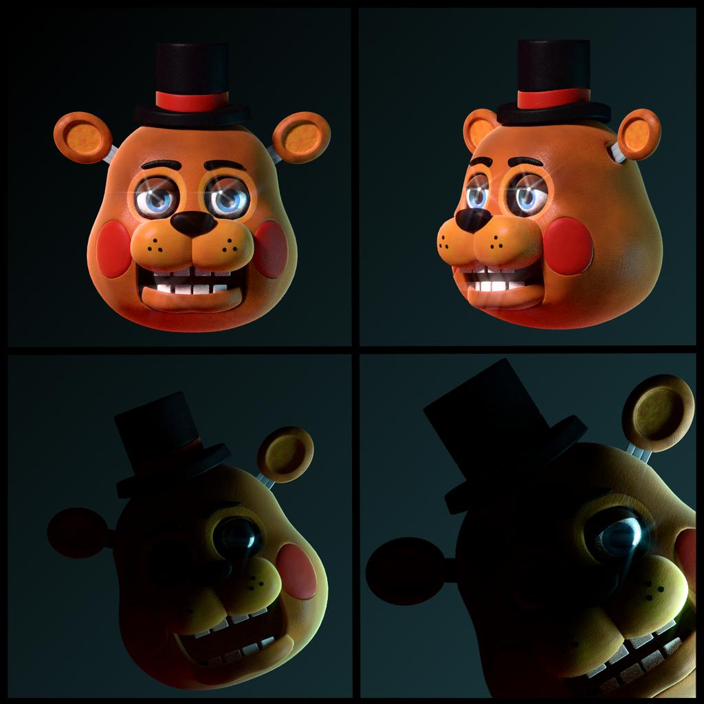 Five Nights at Freddy's V2 - FNAF 5 Hype! - Games