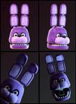 Blender Doodles(?): Bonnie Bunny!