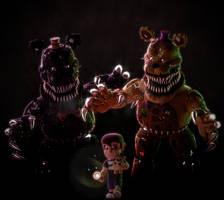 Sweet Nightmares by SmashingRenders