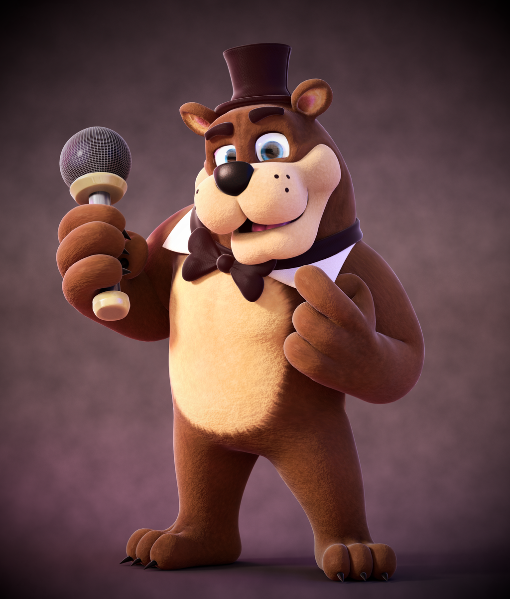 Sass Bear... by SmashingRenders on DeviantArt