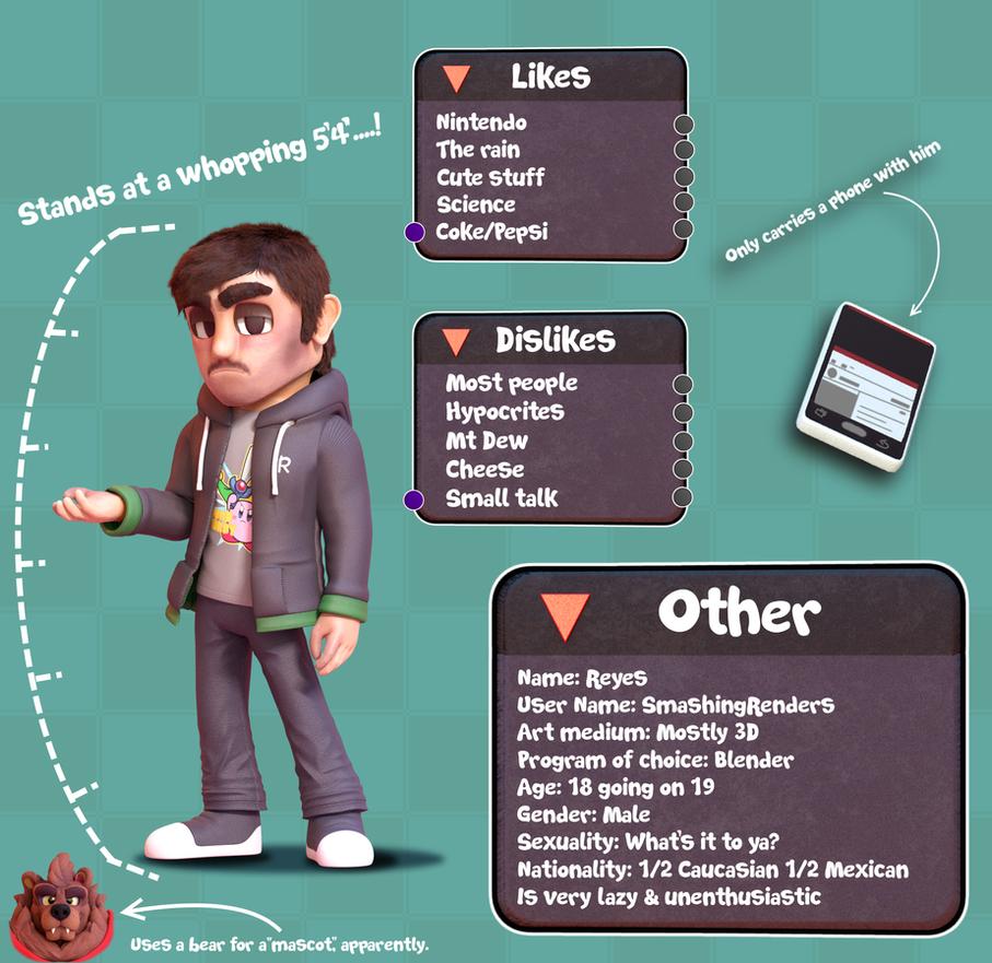 Meet The Artist! by SmashingRenders