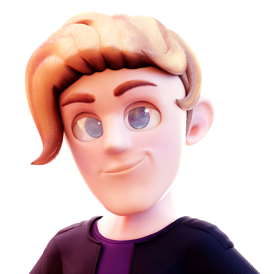 Commission: Bryce! by SmashingRenders