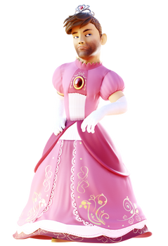 Commission: Such A Beautiful Princess