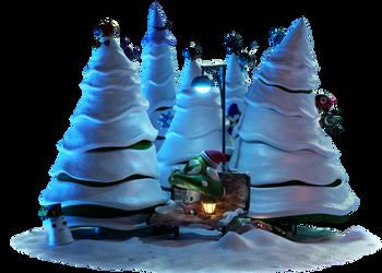 Viney Christmas by SmashingRenders