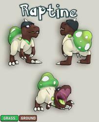 Raptine! by SmashingRenders