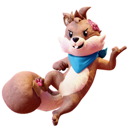 Commission: Dead Squirrel! by SmashingRenders