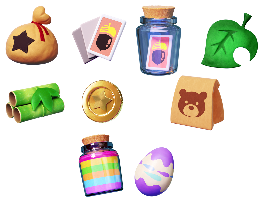 A Bunch A Animal Crossing Icons By Smashingrenders On Deviantart