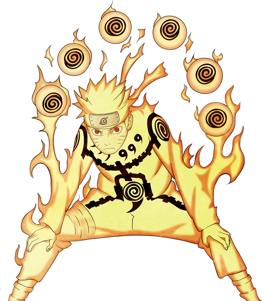 naruto nine tails wallpaper