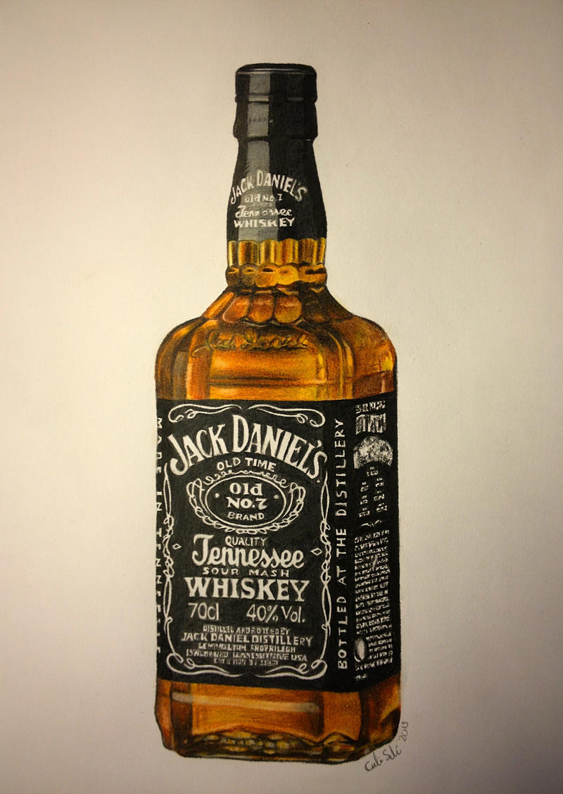 Iphone wallpaper jack daniels - Jack Daniels Bottle Drawing Images Amp Pictures Becuo