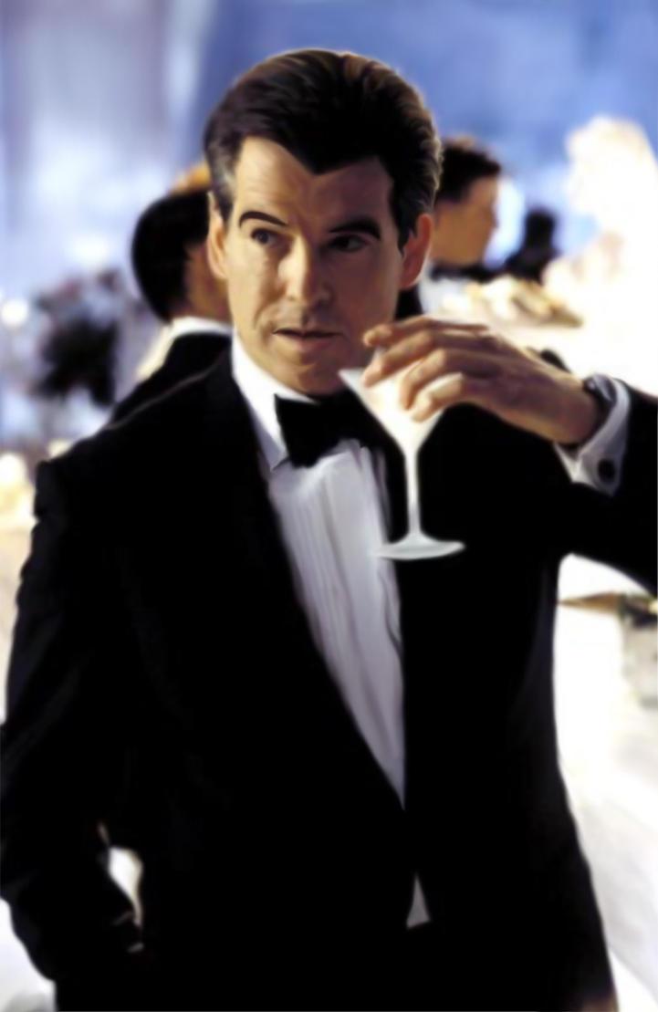 James Bond - 007 by sorezki