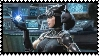 IGAU cat woman stamp by SamThePenetrator