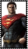 IGAU stamp superman by SamThePenetrator