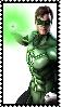IGAU stamp greenlantern by SamThePenetrator
