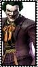 IGAU stamp joker by SamThePenetrator