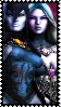 Igau Yuri stamp by SamThePenetrator