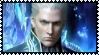 Vergil Fan Stamp by SamThePenetrator