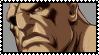 Sagat Stamp by SamThePenetrator