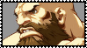 Zangief Stamp by SamThePenetrator