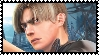 Leon Kennedy RE4 stamp by SamThePenetrator