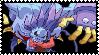 Lord Raptor  stamp by SamThePenetrator