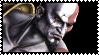 Kratos   stamp by SamThePenetrator
