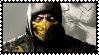 Scorpion MKX stamp by SamThePenetrator