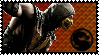 Scorpion X  stamp by SamThePenetrator