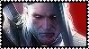 Geralt W3  stamp by SamThePenetrator