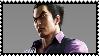 Kazuya Tbv Stamp by SamThePenetrator