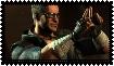 JohnnyCage MKX  stamp by SamThePenetrator