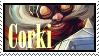 Corki  Stamp Lol by SamThePenetrator