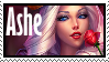 Ashe Heartseeker  Stamp Lol by SamThePenetrator