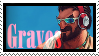 Graves Pool Party  Stamp Lol by SamThePenetrator