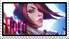 Fiora  Stamp Lol by SamThePenetrator