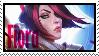 Fiora  Stamp Lol by SamThePenetrator