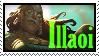 Illaoi  Stamp Lol by SamThePenetrator