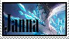 Janna Frost Queen  Stamp Lol by SamThePenetrator