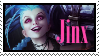 Jinx  Stamp Lol by SamThePenetrator