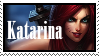 Katarina Kitty Cat  Stamp Lol by SamThePenetrator