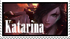 Katarina Warring Kingdoms  Stamp Lol by SamThePenetrator