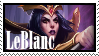 Leblanc  Stamp Lol by SamThePenetrator