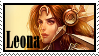 Leona  Stamp Lol by SamThePenetrator