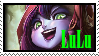 Lulu  Stamp Lol by SamThePenetrator