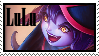 Lulu Wicked  Stamp Lol by SamThePenetrator