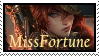 MissFortune Captain  Stamp Lol by SamThePenetrator