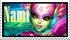 Nami River Spirit  Stamp Lol by SamThePenetrator