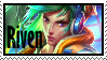 Riven Arcade  Stamp Lol by SamThePenetrator