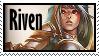 Riven Redeemed  Stamp Lol by SamThePenetrator