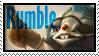 Rumble Bligerat  Stamp Lol by SamThePenetrator